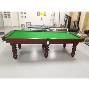 8 Foot Slate Elite Deluxe Pool Table
