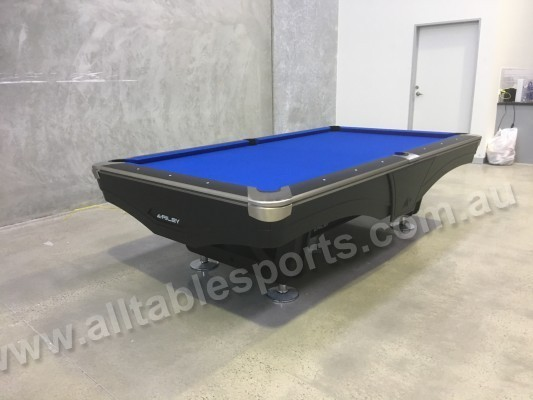 8 Foot Slate Riley England Ray American Style Pool Billiards Table