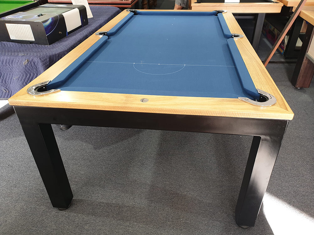 8 Foot Euro Pool / Dining / Meeting / Boardroom Table