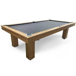 7 Foot Slate Regent Rise Pool Billiards Table, Auto [Timber: Tassie Oak]