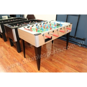 5 Foot Soccer Foosball Table - Italy Roberto College