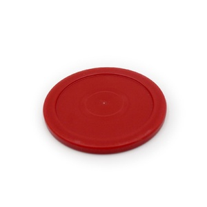 Air Hockey Accessories - Red Plastic Puck