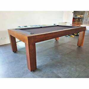 7 Foot Slate Statesman Pool Table/ Dining Table