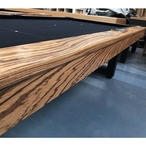 8 Foot Slate Odyssey magic rise Pool Table, Auto  [Timber: Tassie Oak]
