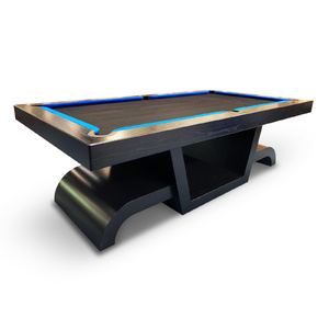 9 Foot Slate Penthouse Retro Billiard Table