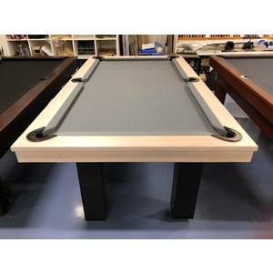 Melbourne Special - 7 Foot Slate Regent Pool Table, Tassie Oak