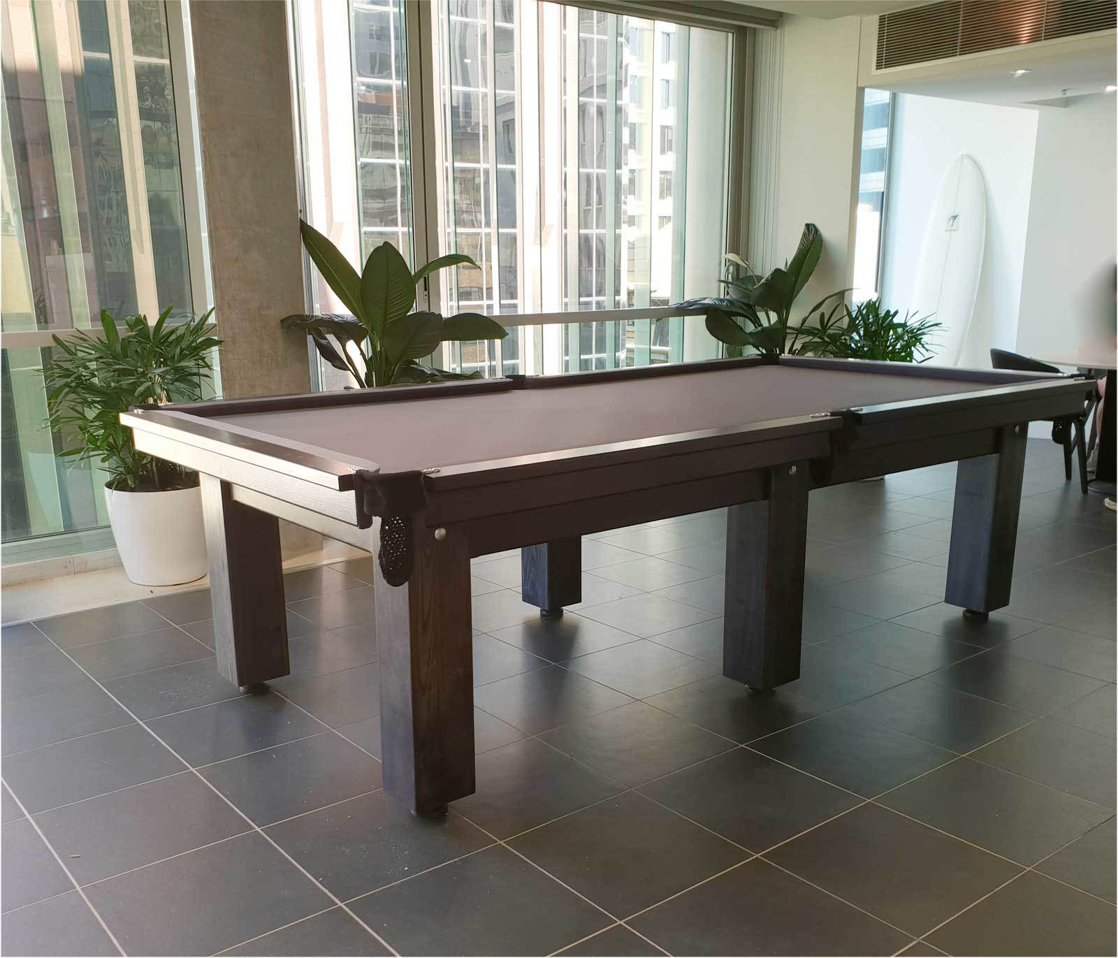 8 Foot Slate Premier Standard Pool Table