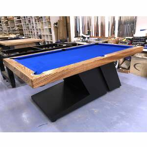 9 Foot Slate CyberPool Indoor Billiards Table