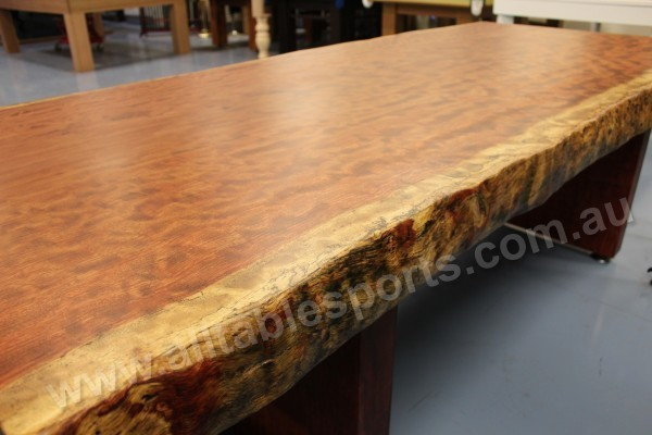 Melbourne Special - One Piece Collectors Grade Figured Pattern Rosewood Slab