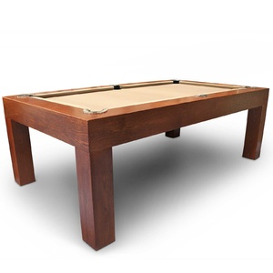8 Foot Slate Executive Pool Table