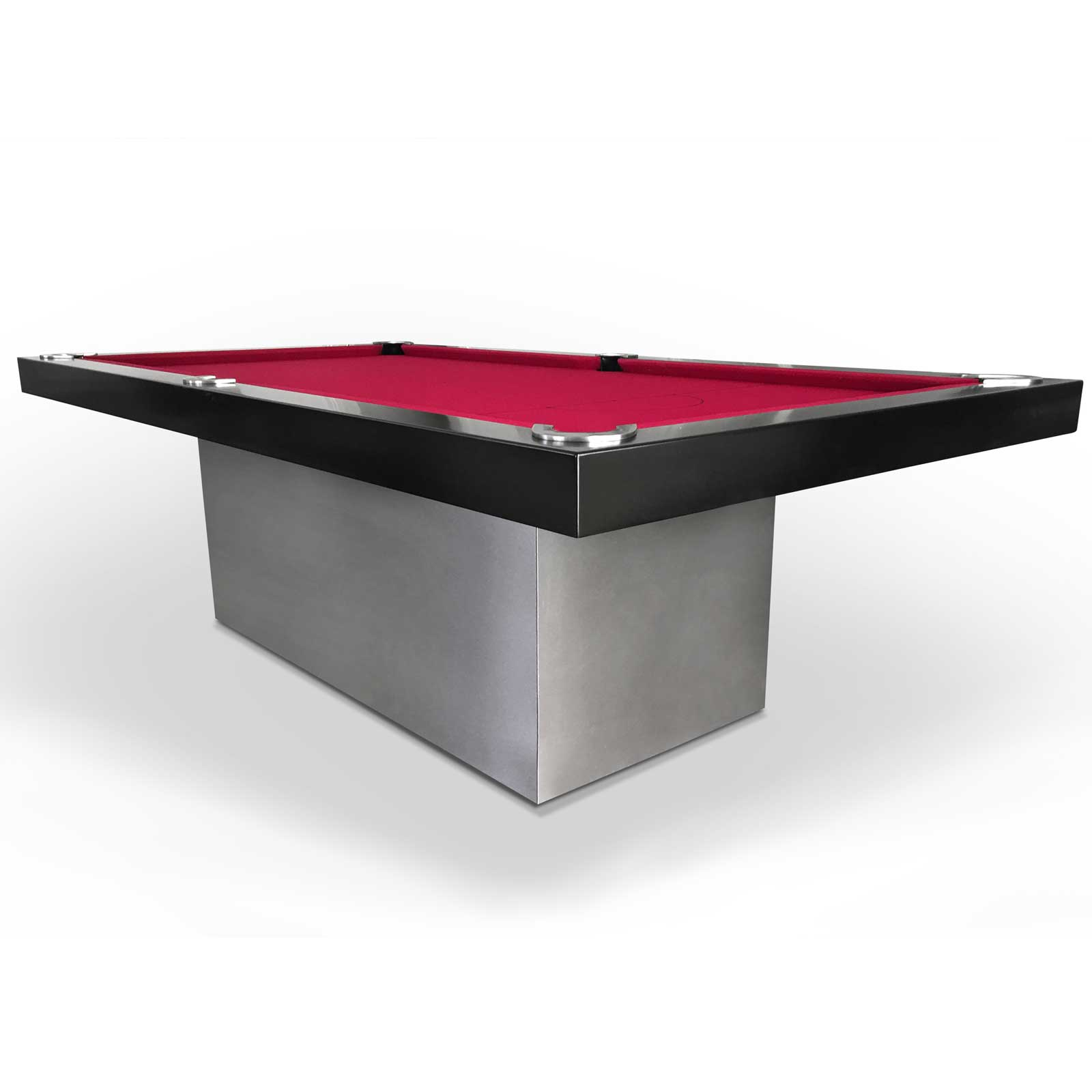 9 Foot Slate Cube Pool Billiards Table