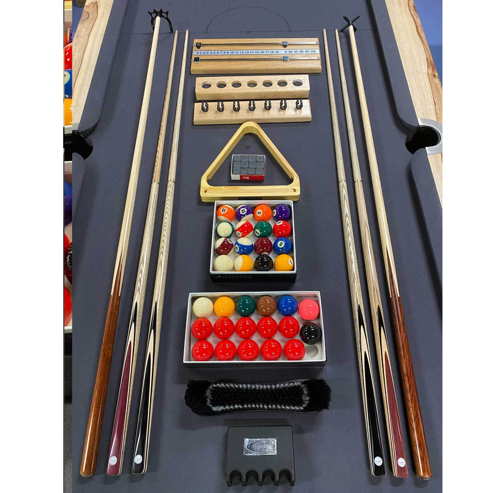 Billiards Accessory Package (Pro Pack)