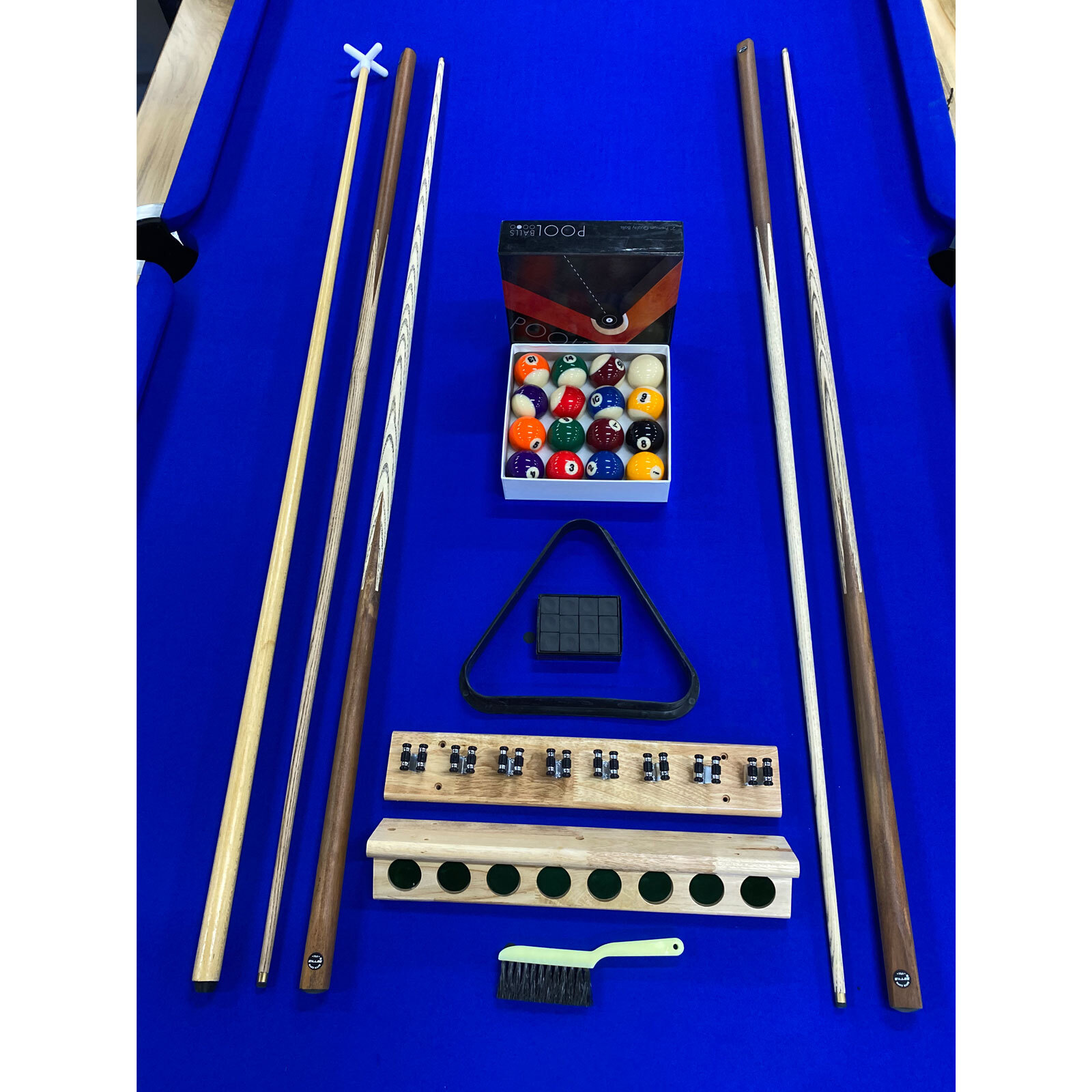 Billiards Accessory Package (Standard Pack)