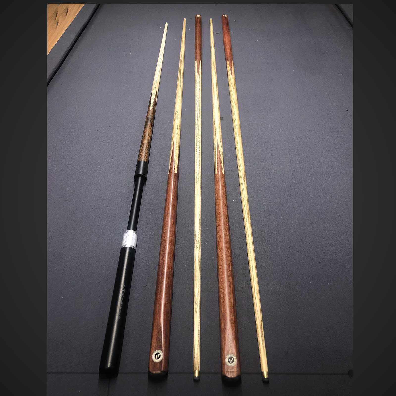 Pool Cue Value Pack With One 48 Inch Telescopic Cue