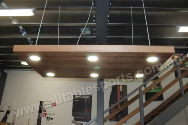 LED Light - timber frame