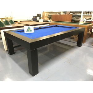 Melbourne Special - Floor Display 7 Foot Slate Statesman Billiard Pool Dining Table