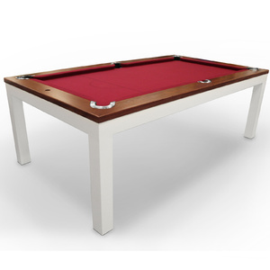7 Foot Euro Pool / Dining / Meeting / Boardroom Table