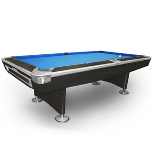 8 Foot Slate American Styled Billiards 9 Ball Table