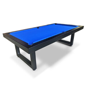 8 Foot Slate Odyssey Outdoor Pool Billiards Table