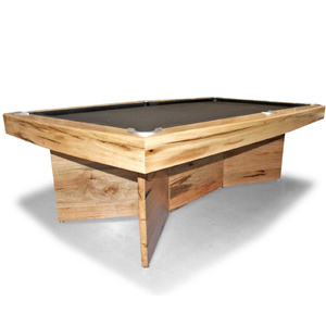 8 Foot Slate Safari Pool/ Billiards Table