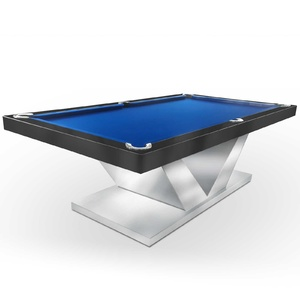 8 Foot Slate Victory Pool Table