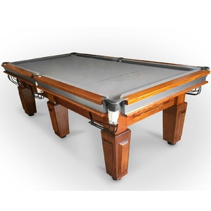 9 Foot Slate Beckingham Deluxe Square Leg (D) billiards table