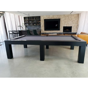 9 Foot Slate Executive Pool Table