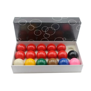 "2"" snooker ball standard set"