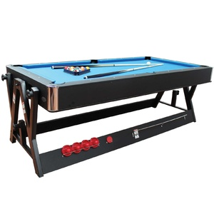 7 Foot Dual Function Table - Billiard / Air Hockey