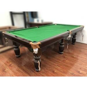 Melbourne Special - 9ft 3pcs Slate Second hand Pool Table. As is condition.