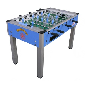Outdoor Soccer Foosball Table - 5 Foot Roberto Summer Free