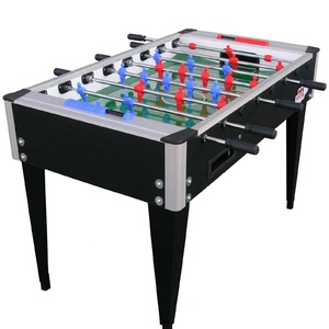 Sydney Special - 5 Foot Soccer Foosball Table - Italy Roberto College Black