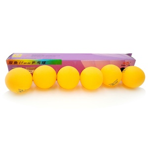 Double Fish Table Tennis Ball